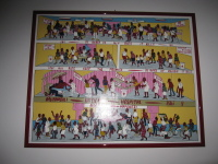 Batik (ospedale africano, Tanzania 2011)